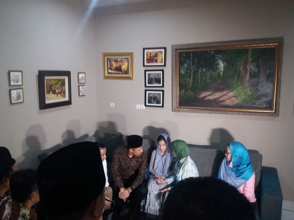 Agus Yudhoyono Tak Apa Dibilang Ingusan Itu Jadi Lecutan