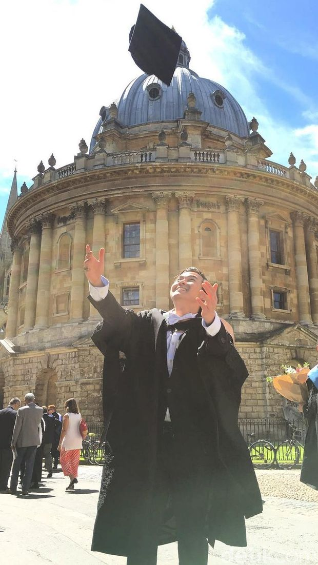 Summa Cumlaude di Oxford