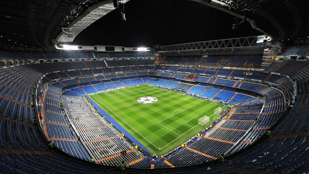 Madrid Dapat Lampu Hijau untuk Renovasi Santiago Bernabeu