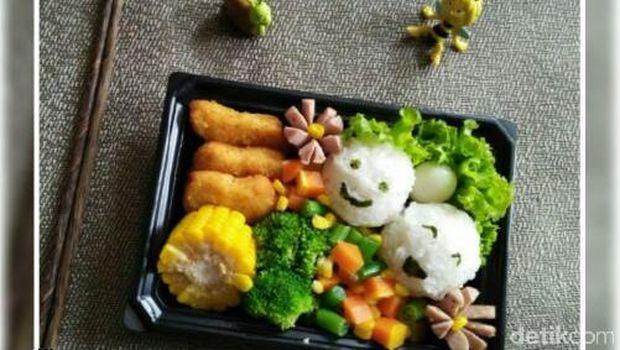 Bisnis Kuliner Bento untuk Anak Ini Raup Omzet Hingga Rp 20 Juta/Bulan