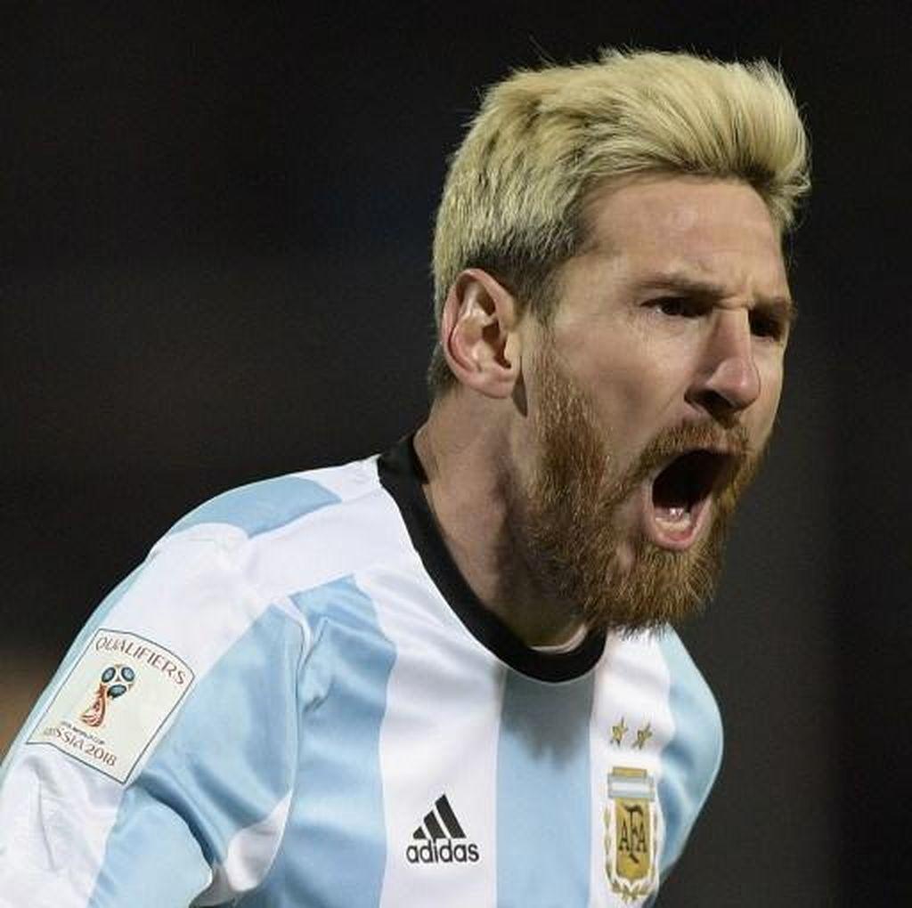 Argentina Tak Berdaya Tanpa Messi