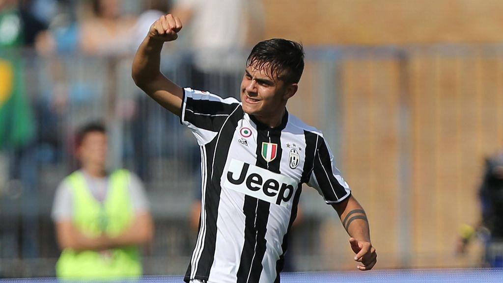 Juve Tolak Tawaran Barca, Dybala: Terima Kasih, Bianconeri