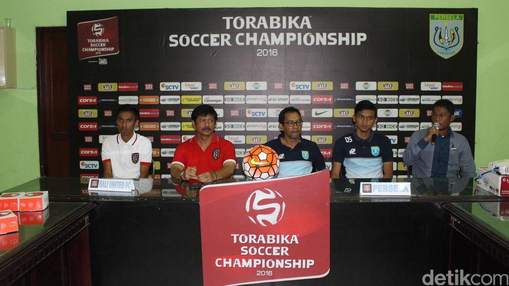 Tekad Bangkit Persela Saat Menjamu Bali United yang Ingin Poles Hasil