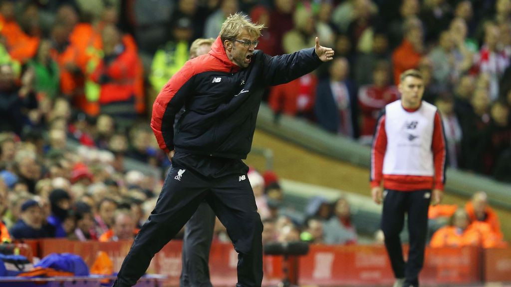 Klopp: Liverpool Masih Jauh dari Level Terbaiknya