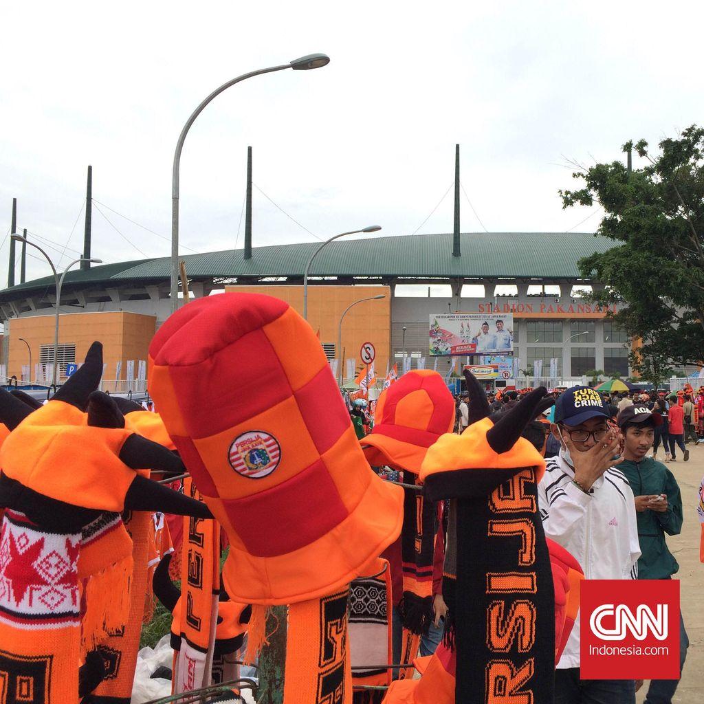 Tanpa Tiga pemain, Persija Optimistis Kalahkan Sriwijaya