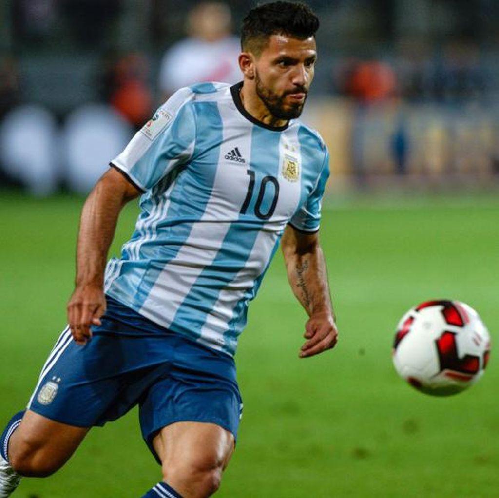 Kritik pada Aguero Tidak Adil