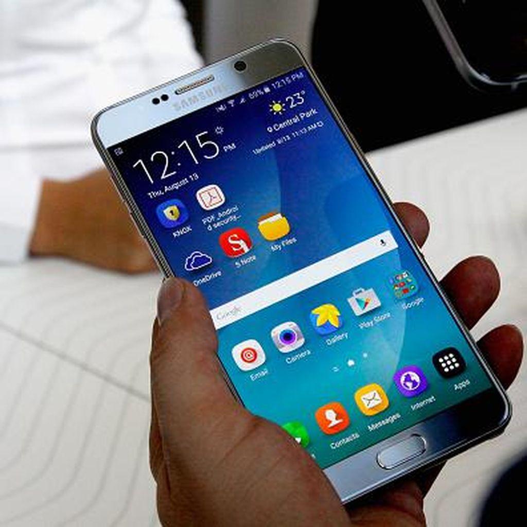 Samsung: Galaxy Note 8 Pasti Meluncur