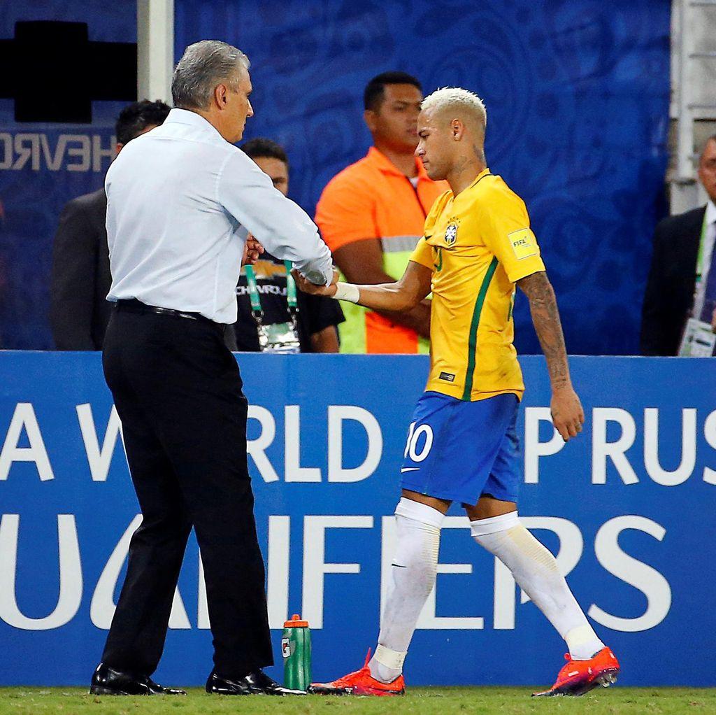 Di Tangan Tite, Brasil Bisa Juara Dunia Lagi