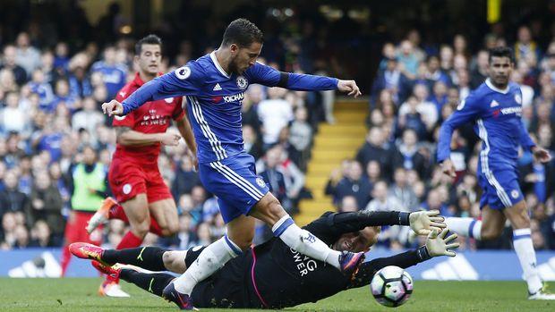 Chelsea Libas Leicester 3-0 Tanpa Balas