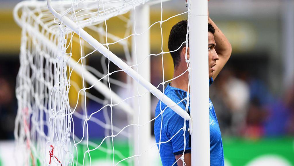 Ronaldo Selalu Lapar Kesuksesan