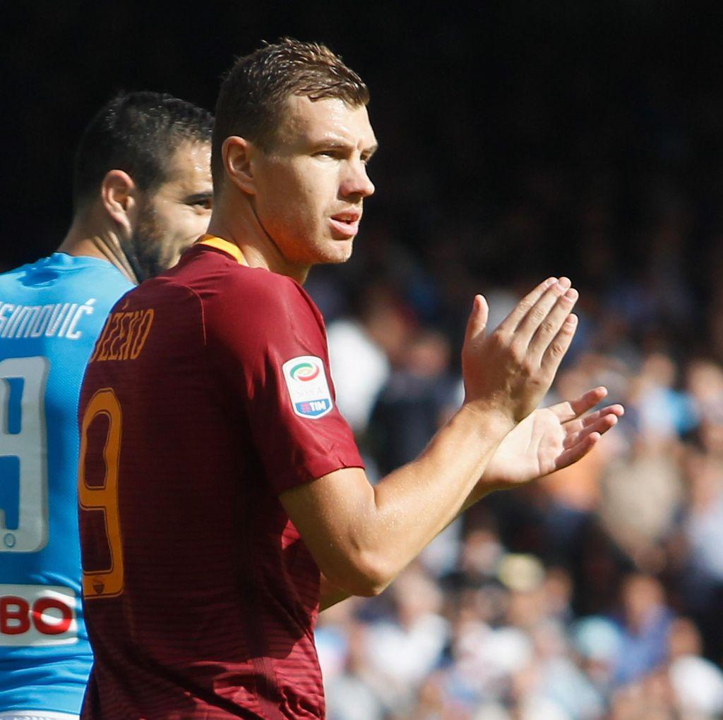Liga Italia Kini Lebih Mudah untuk Dzeko