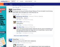Komentar Netizen Malaysia: Ingin Undang Jokowi Berantas Korupsi
