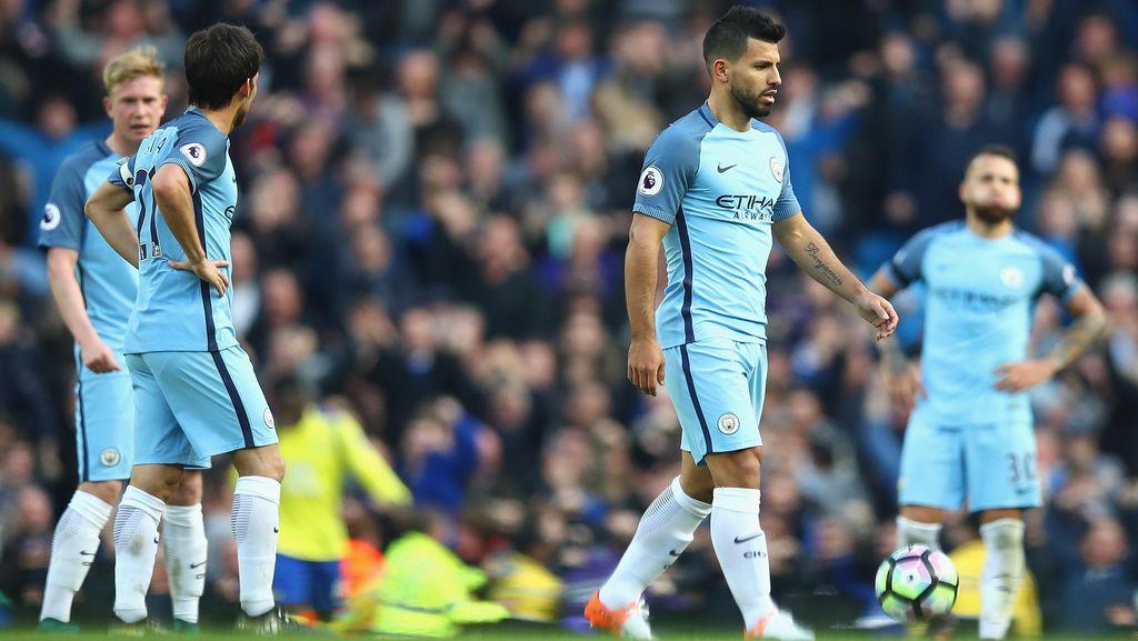 City Ditahan Everton, Guardiola: Kami Sudah Lakukan Segalanya
