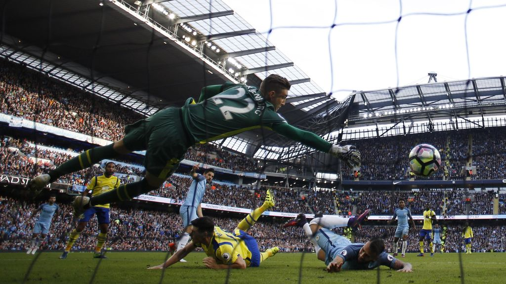 Pertahanan Rapat Everton Membuat City Kembali Gagal Menang