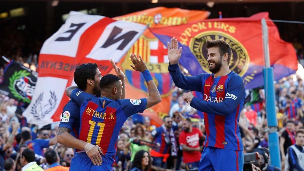 Kemenangan Atas Deportivo Jadi Pemanasan Barca sebelum Lawan City