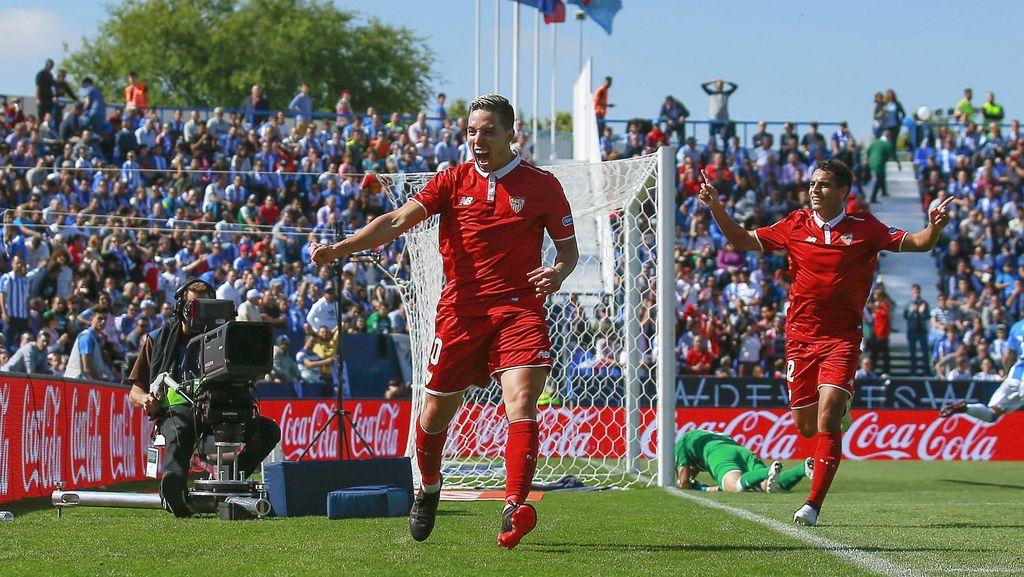 Nasri Hidup Kembali di Sevilla