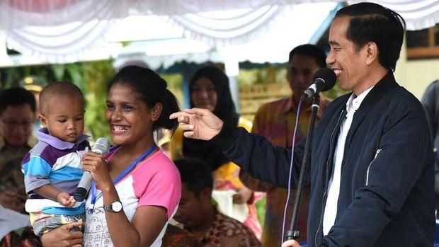 Filep Karma: Penguasa Papua Bukan Jokowi