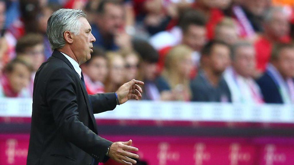 Agar Bayern Kembali Menang, Ancelotti Diminta Lebih Keras kepada Pemain