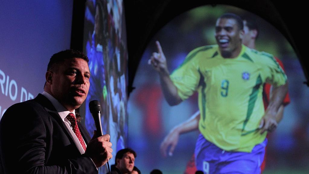 Jajaran Pemain Terbaik Dunia Saat Ini Menurut Ronaldo
