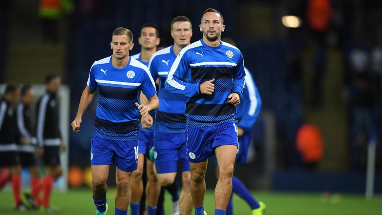 Leicester City Harus Kompak