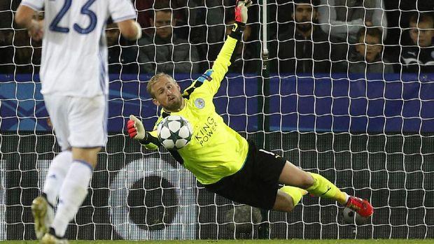 Leicester Menang Tipis 1-0 Atas Copenhagen Berkat Gol Tunggal Mahrez