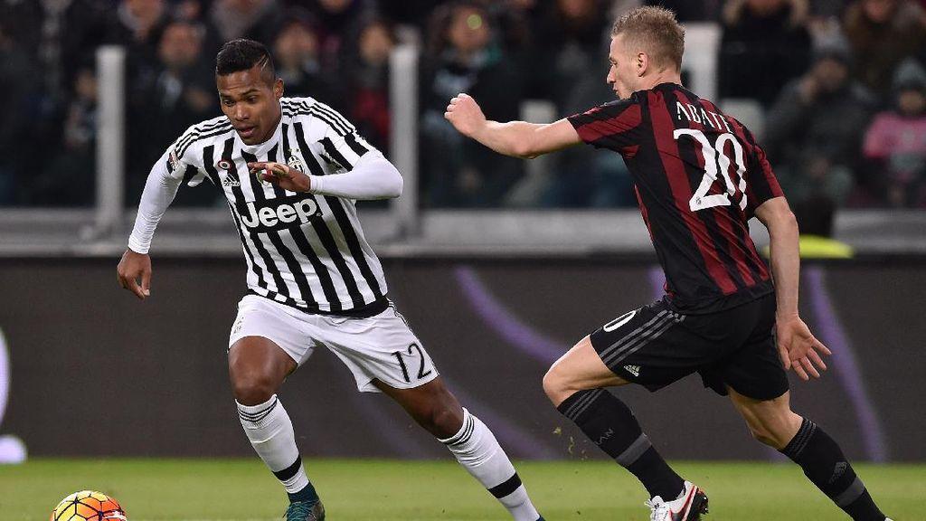 Bertemu Juventus, Milan Tak Akan Nervous