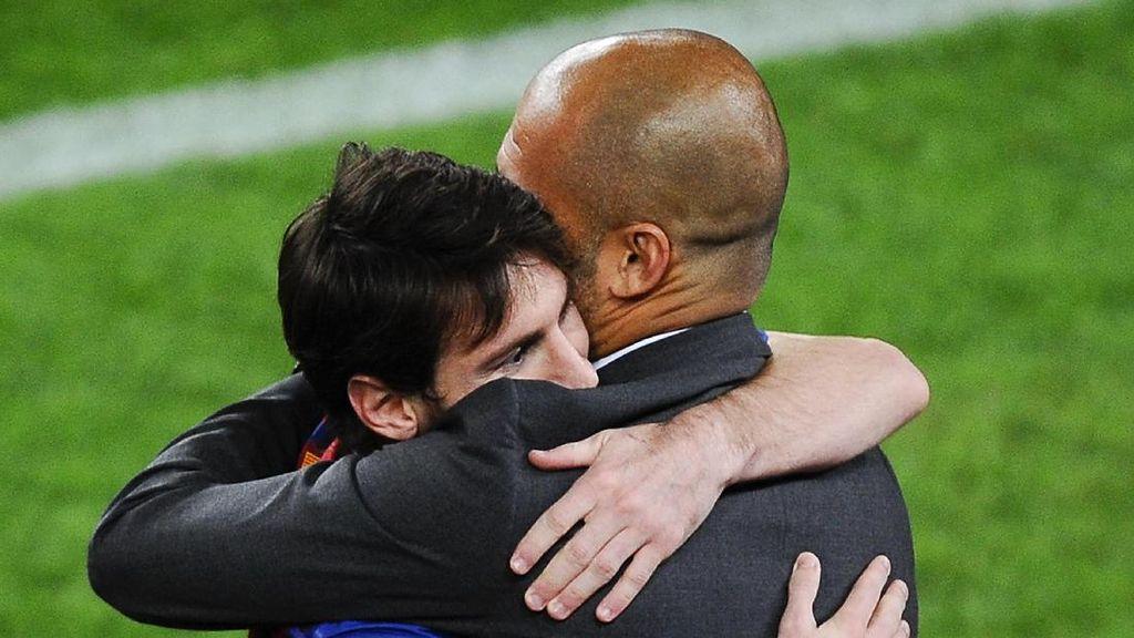 Guardiola: Butuh Petualangan Baru, Messi Bisa Saja Main di Inggris