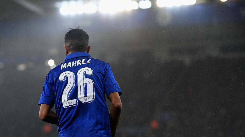 Panggung Mahrez di Liga Champions