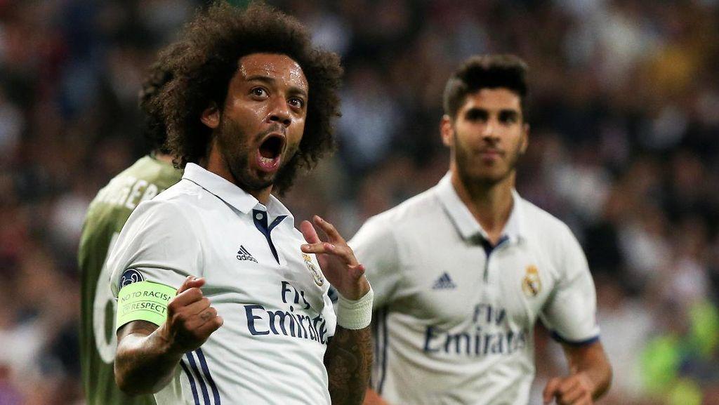 Marcelo: Madrid Bermain Seperti yang Diinginkan