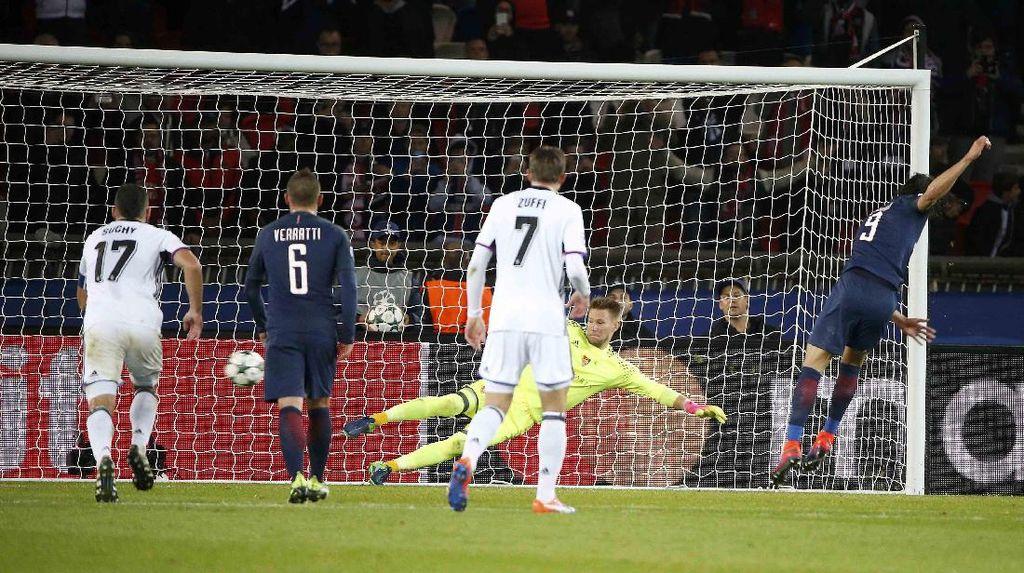 PSG Hantam Basel Tiga Gol Tanpa Balas