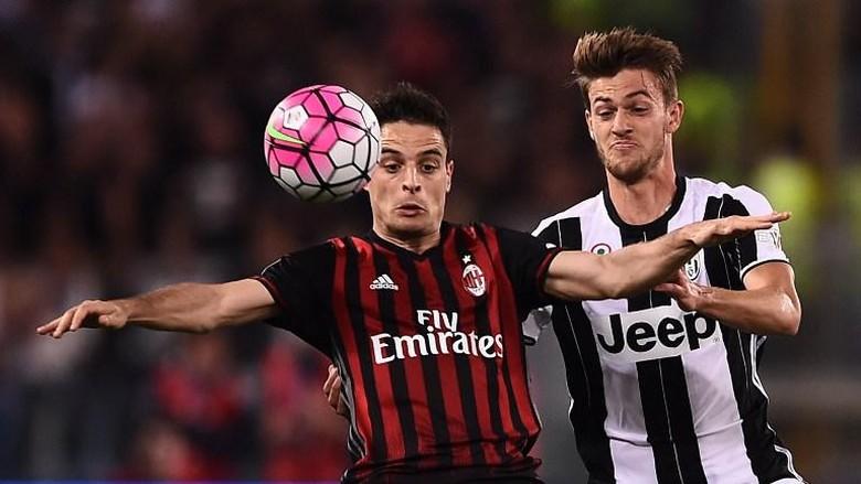 Tren Negatif Milan Atas Lawan Juventus di Sudahi