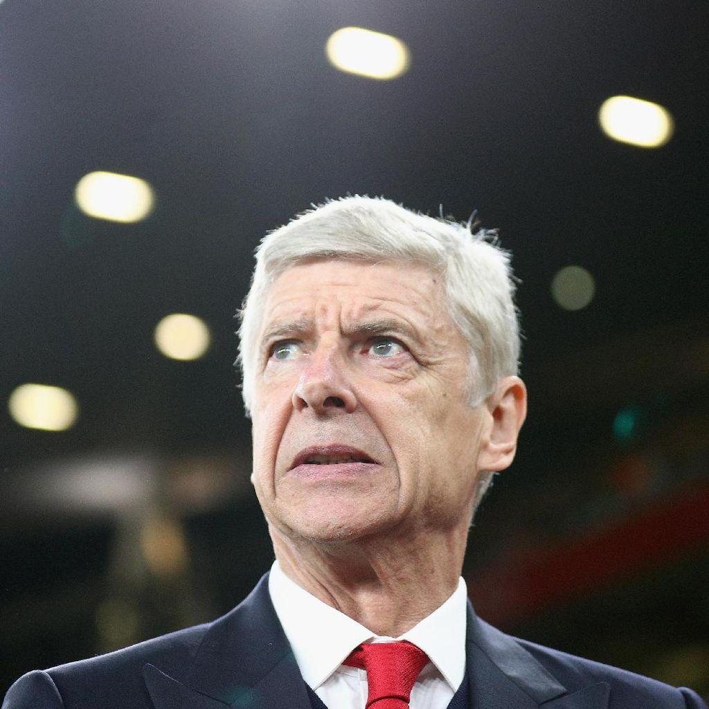 Kemenangan Telak Arsenal, Kemenangan Wenger ke-100 di Eropa