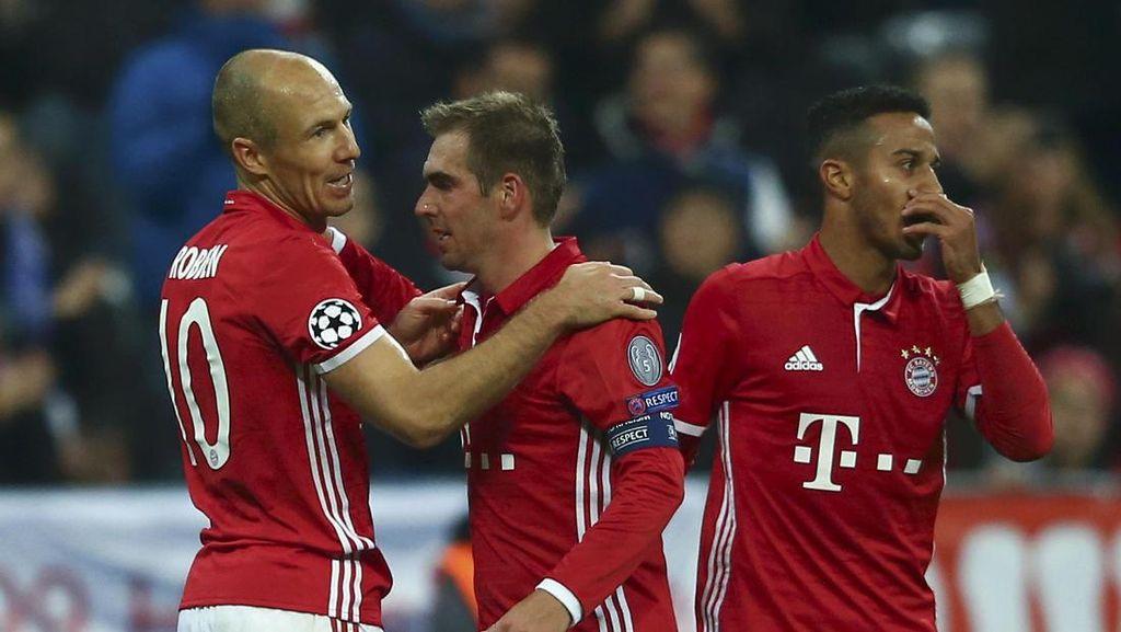 Robben: Aku Belum Terlalu Tua