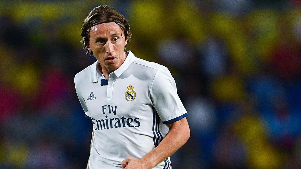 Usai Teken Kontrak Baru, Modric Ungkap Keinginan Pensiun di Madrid