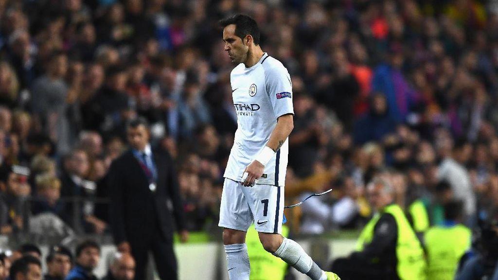 Guardiola Maklumi Kesalahan Bravo, Tak Akan Ubah Pendekatan