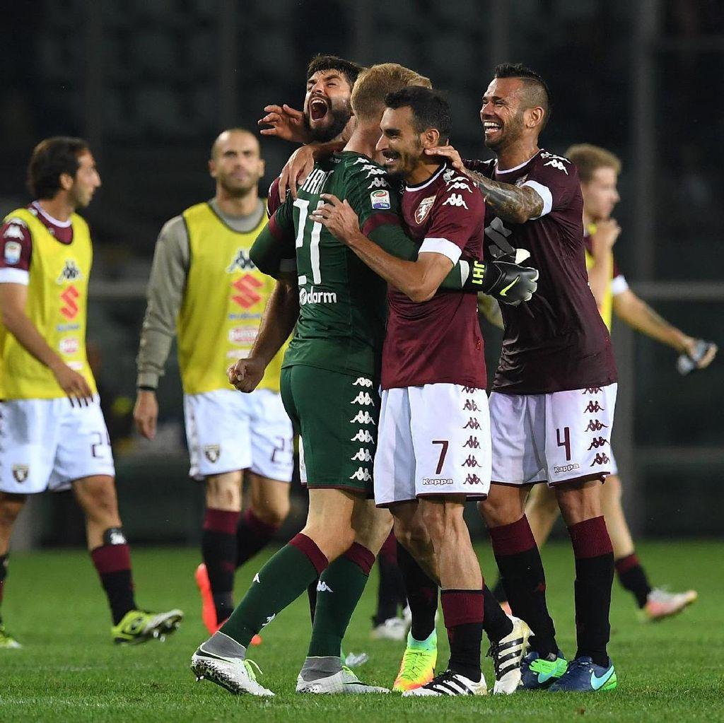 Di Torino, Hart Tak Pernah Jelek-jelekkan City