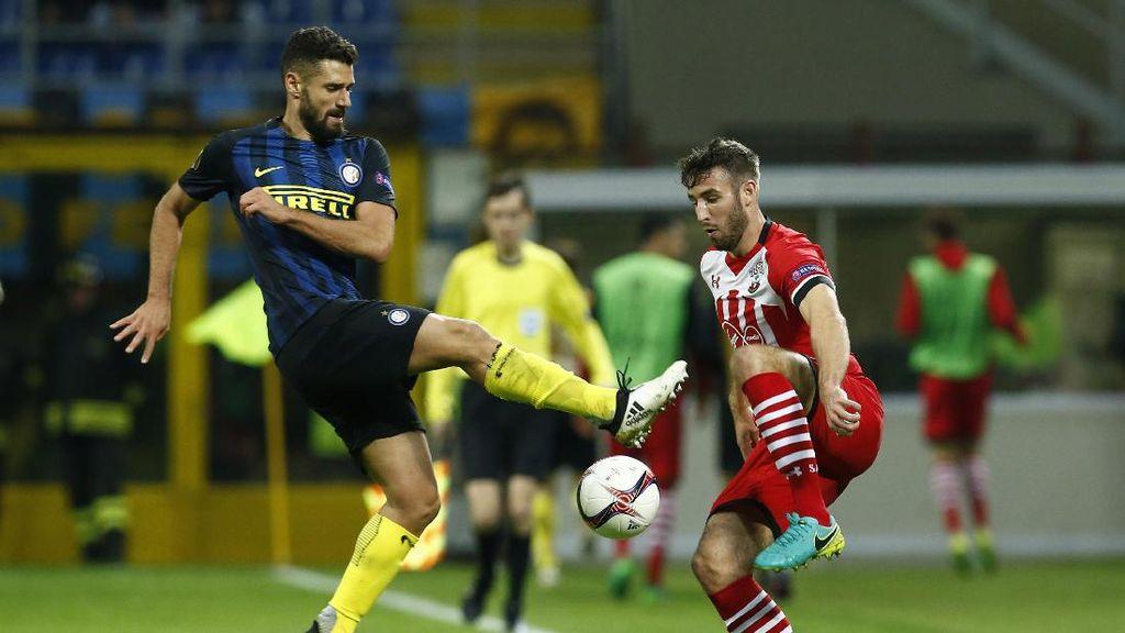 Kalahkan Soton, Inter Akhiri Tiga Kekalahan Beruntun di Semua Ajang