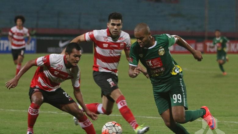Madura United Yakin Bisa Menang Atas Bhayangkara FC