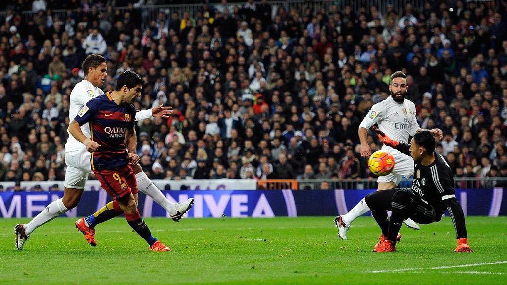 Ini Gol Terbaik Suarez Selama di Barca
