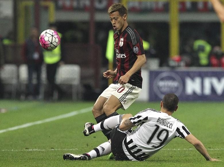 Suso Optimistis Timnya Mampu Menandingi Juventus