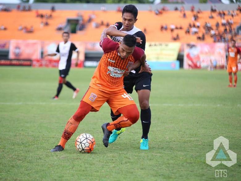 PBFC Menang 4-1 Atas PSM