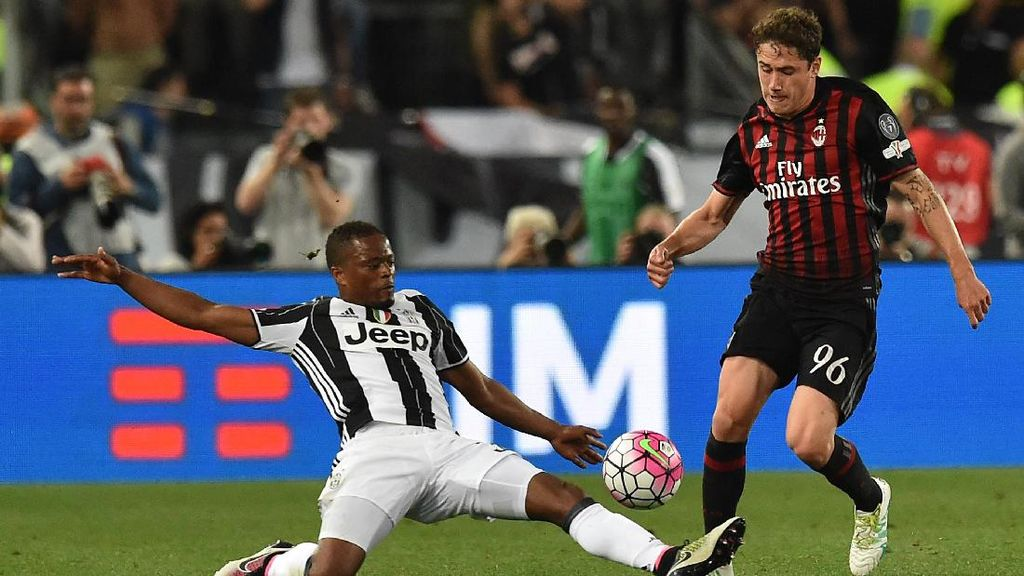 Bianconeri Tak Mau Bernasib Sama Saat Lawan Inter