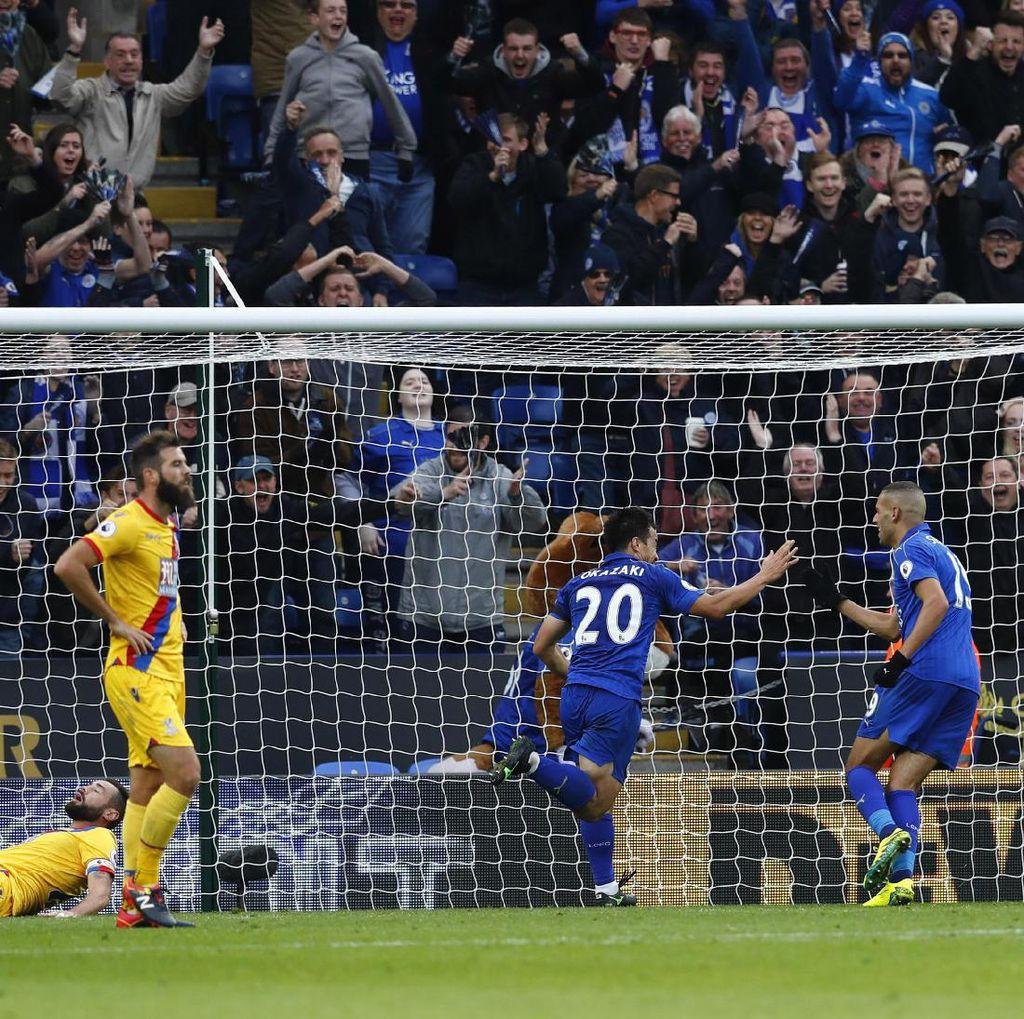 Ranieri: Penampilan Terbaik Leicester Musim Ini