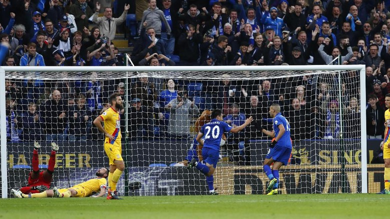 Pemain Leicester Mendapat Pujian Dari Manajernya Claudio Ranieri