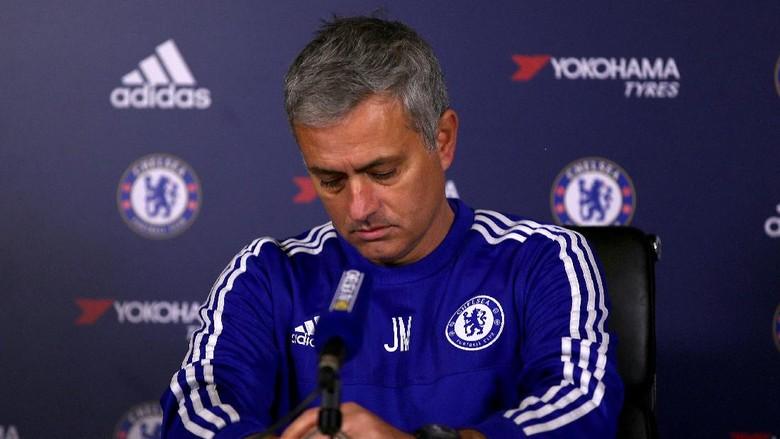 Mourinho Bertemu Chelsea Lagi