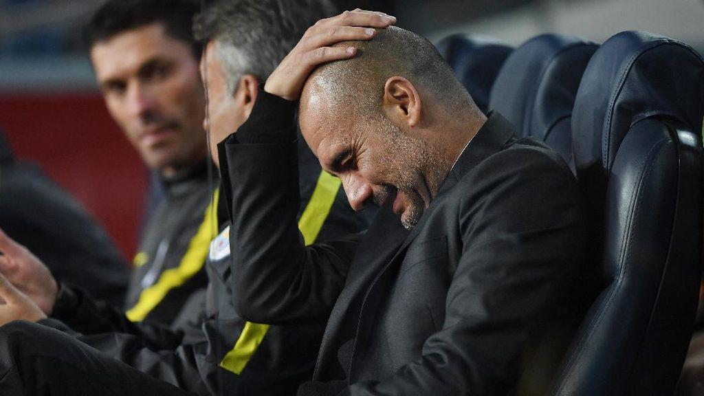 Guardiola: Ubah Gaya Main? Lebih Baik Saya Pulang ke Katalunya