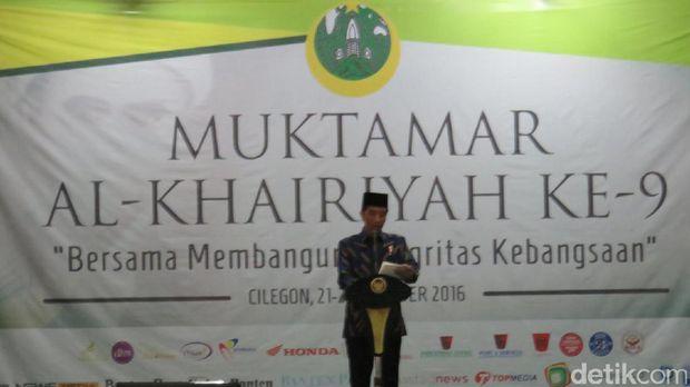 Jokowi: Masa Presiden Enggak Boleh Salah? Kan Manusia Biasa