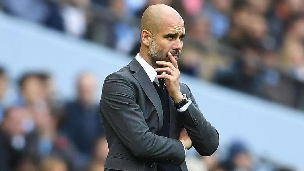 Hasil Imbang City dan Catatan Buruk untuk Guardiola