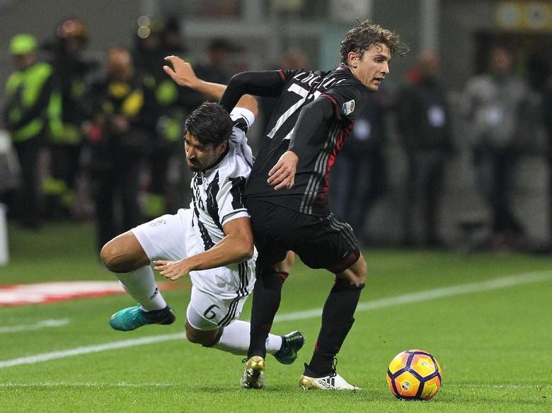Keputusan Kontroversial Menangkan Milan Atas Juve