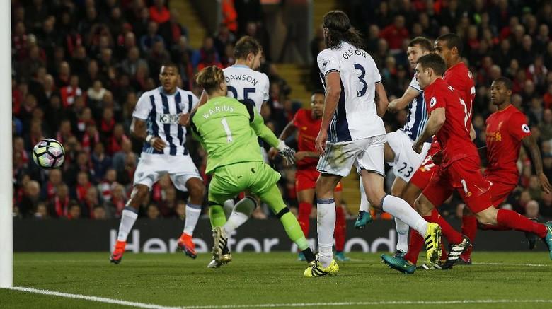 Liverpool Kurang Bisa Mengatasi Tendangan Sudut